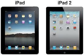 iPad vs. iPad 2