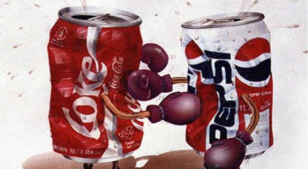 pepsi vs. cola