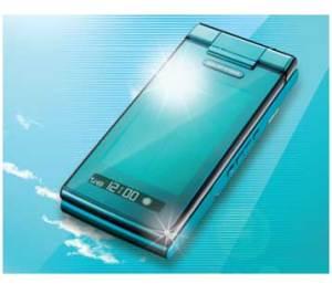 Telefon mobil cu incarcare solara